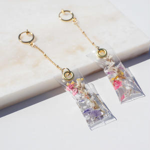 Bouquet Earring 2 (ピアス/チタンピアス変更可)