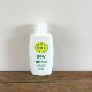 MIYOSHI|食器洗いせっけん 本体 370ml /102046