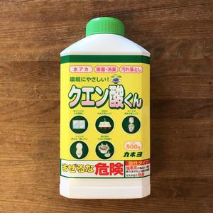 カネヨ|クエン酸くん 500g /290713