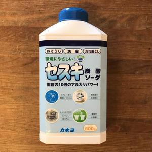 カネヨ|セスキ炭酸ソーダ 500g /290706