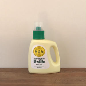 MIYOSHI|無添加 お肌のための洗濯用 液体せっけん 本体 1.2L/2979