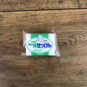 MIYOSHI|New 純石鹸 190g