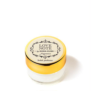 ラブノート ソリッド パフューム 8g / LOVE NOTE Solid perfume