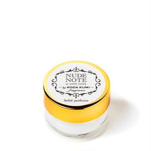 ヌードノート ソリッド パフューム 8g / NUDE NOTE Solid perfume