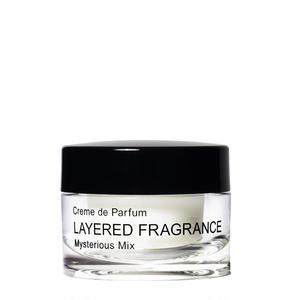 クレムドゥパルファム ミステリアスミックス 50g / Crème de Parfum Mysterious Mix