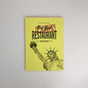 NEW YORK LOST RESTAURANT GUIDE