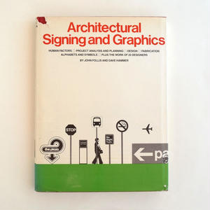 Architectural Signing and Graphics