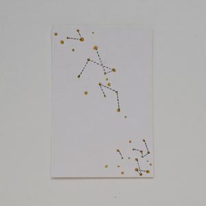 "324 Print studio ポストカード ""Traveling Kyoto Star"""