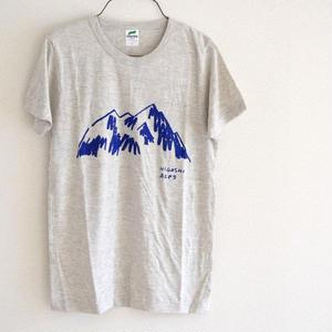 落合恵 MOUNTAIN Tシャツ