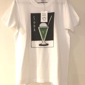 スケラッコ SODA Tシャツ