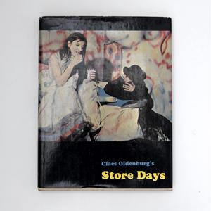 Claes Oldenburg's Store Days