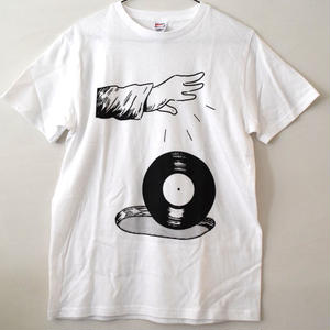 RECORD HOLE Tシャツ