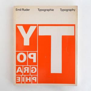 Emil Ruder Typographie
