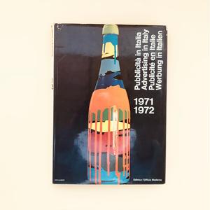 Publicita in Italia 1971/1972