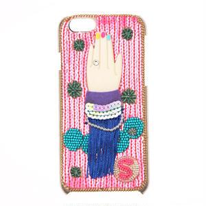 【iphone6,6Sケース】ヒダリテ