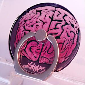 BUNKER RING (pink)