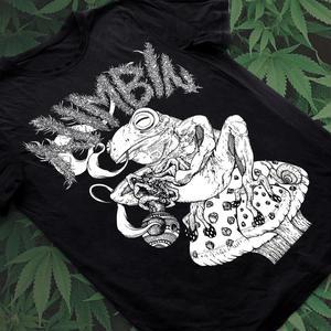 Nimbin Mardigrass Official Design T-shirt