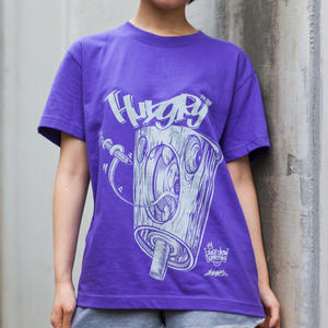 HUNGRY T-SHIRT 【Limited summer color】