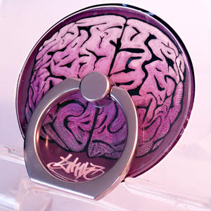 BUNKER RING (purple)