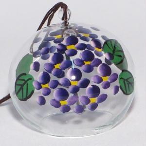 小丸 あじさい紫