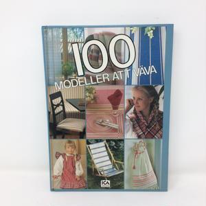 【古本】B236  100 modeller att vava 100種の織