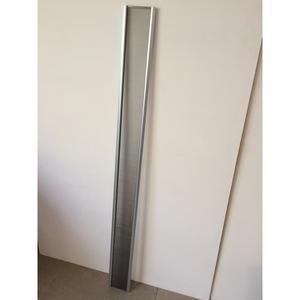 F043【USED】ステンレス筬 10cm/40 内寸120cm