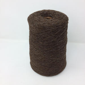 【糸】E0012  三葉トレーディング社 シェットランドブラウン