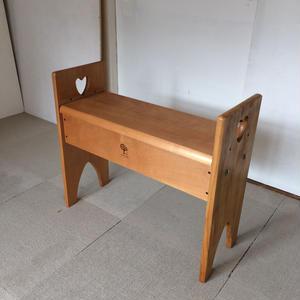 D046【USED】ASHFORD アシュフォード 機織用椅子 高さ調整可能