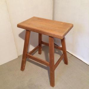 B067【USED】機織用椅子