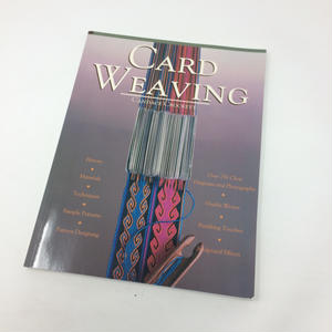 【古本(美品)】B255  Card Weaving /  CANDACE CROCKETT