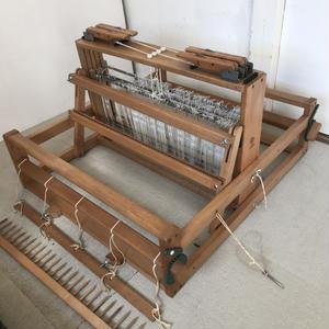 D097【USED】<ashford>アシュフォード 卓上織り機