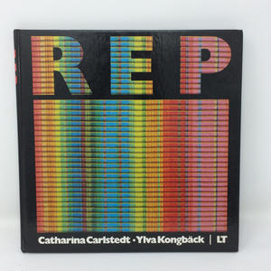 【古本】B239   希少 絶版 Rep Guide Swedish Warp Faced /  Carlstedt Catharina Kongback Ylva