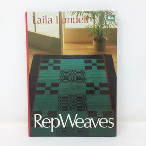 【古本】B231   Rep Weaves うね織り /  Laila Lundell ライラ・ランデル