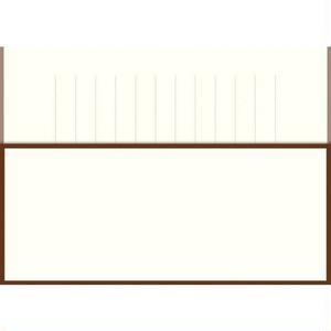 OT22 レターセット brown