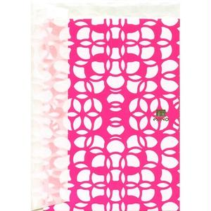 MINOK23 Greeting Card S Prism Pink