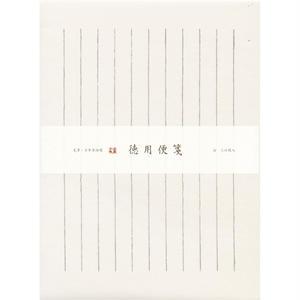 LQ01 徳用便箋 50枚入 白