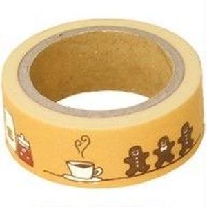 QMT07 ますきんぐテープ coffee