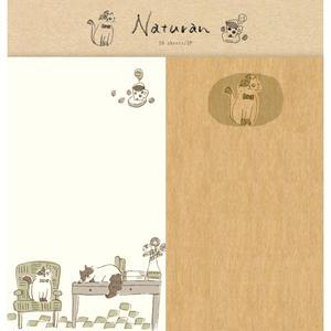 LMK18 Naturan 2Pメモ 憩いの時間
