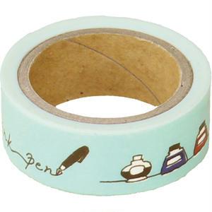 QMT08 ますきんぐテープ ink&pen