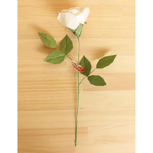 和紙の花 ~本美濃紙使用~
