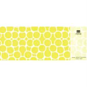 MINOK65 Printed envelope M Yellow