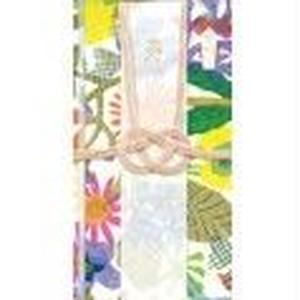 POL099 PATTERN SHUGIBUKURO AWAJI  FLOWERS
