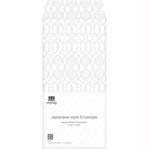 MINOK78 Japanese style Envelope Forest