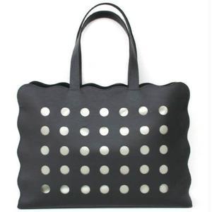 POL023 SHOULDER BAG BLACK