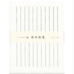 LQ03 徳用便箋 50枚入 純白