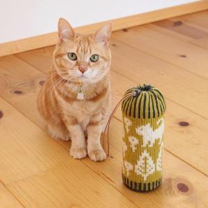 【満席】ワークショップ@yamagiwa金沢(3/11)「模様編みを楽しむボトルケース」お申し込み