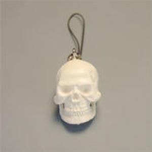 skull. 頭蓋骨模型のストラップ