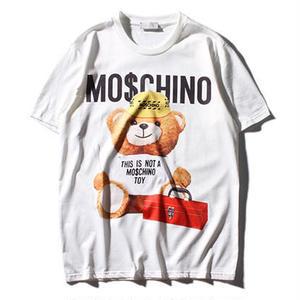 大人気!人気モスキーノ テイーシャツ半袖