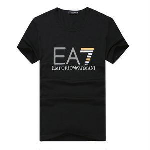 人気アルマーニ エンポリオ  Emporio Armani 半袖Tシャツ EA7 ウェアTシャツ 丸首 メンズ