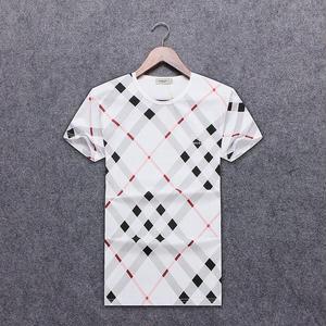 人気新品バーバリー Burberry メンズ用Tシャツ 半袖 男性用トップス  チェック